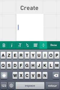 IMG 3460 L'application gratuite du Jour : Grid