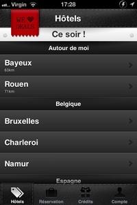 IMG 3513 L'application gratuite du Jour : VeryLastRoom (Offre Spéciale App4Phone)