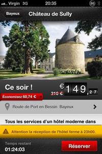 IMG 3517 L'application gratuite du Jour : VeryLastRoom (Offre Spéciale App4Phone)