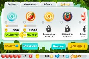 IMG 3544 L'application gratuite du Jour : CandyMeleon
