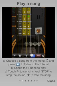 IMG 3558 L'application gratuite du Jour : Virtual Guitar 3
