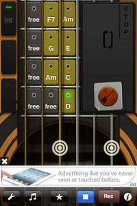 IMG 3562 L'application gratuite du Jour : Virtual Guitar 3