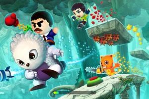IMG 3563 L'application gratuite du Jour : Battle Run   Real Time Multiplayer Race