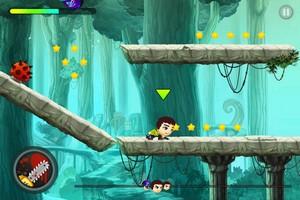 IMG 3595 L'application gratuite du Jour : Battle Run   Real Time Multiplayer Race