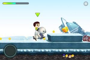 IMG 3621 L'application gratuite du Jour : Battle Run   Real Time Multiplayer Race