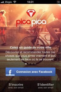IMG 3637 L'application gratuite du Jour : Pica Pica