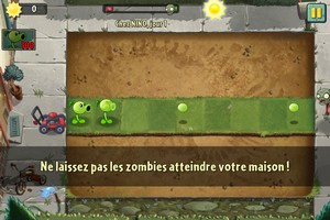 IMG 3654 L'application gratuite du Jour : Plants vs. Zombies™ 2