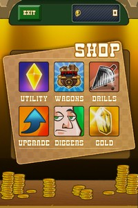 IMG 3669 L'application gratuite du Jour : Gold Diggers