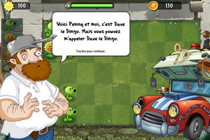 IMG 3673 L'application gratuite du Jour : Plants vs. Zombies™ 2