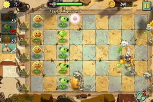 IMG 3674 L'application gratuite du Jour : Plants vs. Zombies™ 2