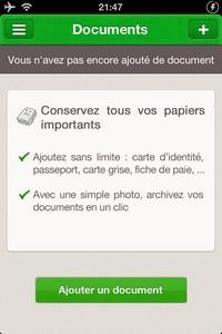 IMG 3680 L'application gratuite du Jour : Greenbureau