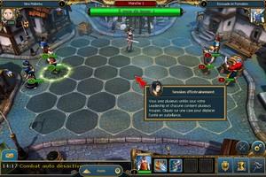 IMG 3735 L'application gratuite du Jour : Kings Bounty   Legions