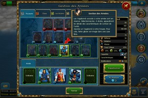 IMG 3740 L'application gratuite du Jour : Kings Bounty   Legions