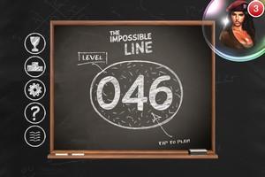 IMG 3797 L'application gratuite du Jour : The Impossible Line