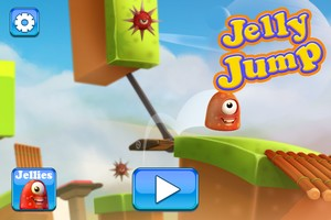 IMG 3799 L'application gratuite du Jour : Jelly Jump