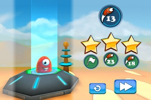 IMG 3801 L'application gratuite du Jour : Jelly Jump