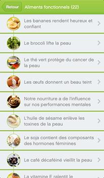 Nutrition Quiz 3 L'application gratuite du jour : Nutrition Quiz