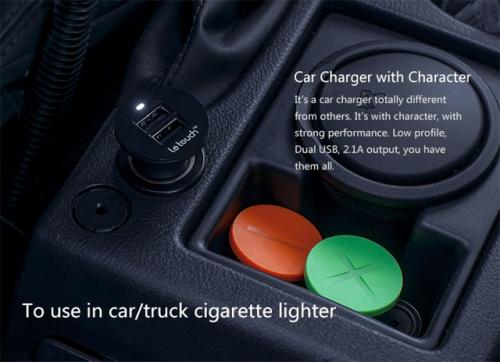 Offrepromo2 500x362 Accessoire : Offre privilège Chargeur auto LeTouch à   50% (14,95€)