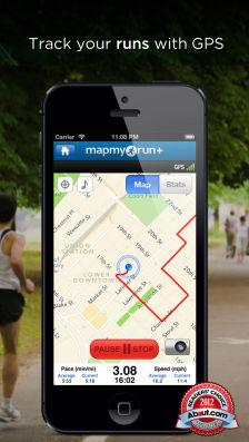 Run With Map Les bons plans de l'App Store ce lundi 12 août 2013