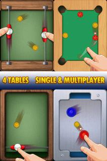 Table games Les bons plans de l'App Store ce jeudi 8 août 2013