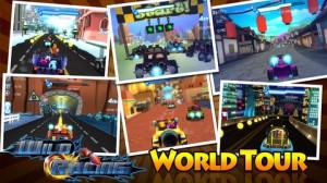 Wild Racing  300x168 Les bons plans de l'App Store ce mardi 13 août 2013