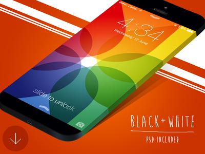 concept iPhone 6 Un nouveau concept diPhone 6 très original en images