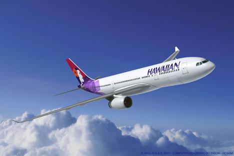 hawaiian airlines Insolite : profitez dun iPad Mini lors de votre vol avec Hawaiian Airlines