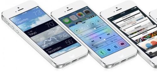 iOS 7 Apple 1 500x232 Le SAV dApple apprend à dompter iOS 7