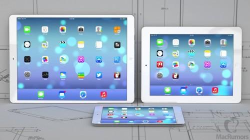 iPad Maxi concept 500x281 Lécran dun iPad Maxi en production ?