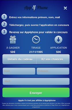 photo concours Début des concours demain, un iPhone 5 à gagner : Explication des règles