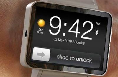 rumeur iWatch OK Les rumeurs de la semaine: iWatch, iPhone 5C, iOS7...