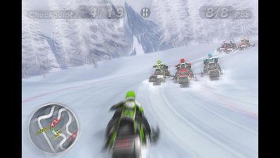 snow moto racing Les bons plans de l'App Store ce lundi 12 août 2013
