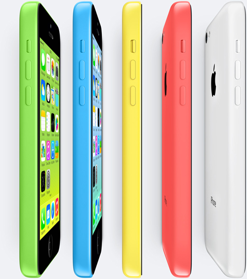 5C CONCOURS : Gagnez un iPhone 5C (399€)
