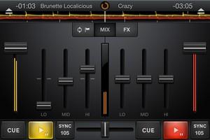 IMG 3885 L'application gratuite du Jour : Cross DJ