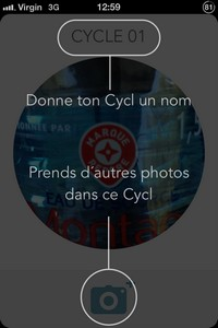 IMG 3927 L'application gratuite du Jour : Cycl