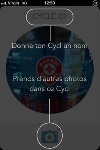 IMG 3927 L'application gratuite du Jour : Cycl