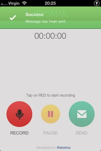 IMG 3939 L'application gratuite du Jour : Adio Mail