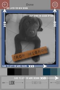 IMG 4161 L'application gratuite du Jour : Rhonna Designs