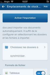 IMG 4190 L'application gratuite du Jour : Doo | Gestion des documents & Scanner