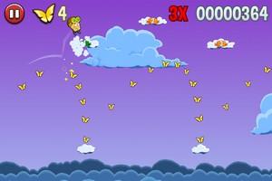 IMG 4201 L'application gratuite du Jour : Butterfly Sky