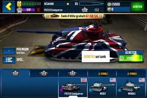 IMG 4216 L'application gratuite du Jour : Boom! Tanks