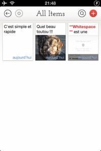 IMG 4243 L'application gratuite du Jour : Whitespace