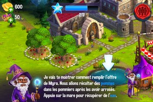 IMG 4367 L'application gratuite du Jour : CastleVille Legends