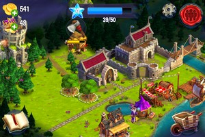 IMG 4378 L'application gratuite du Jour : CastleVille Legends