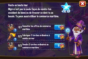 IMG 4379 L'application gratuite du Jour : CastleVille Legends