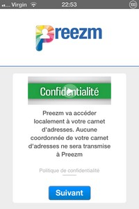 IMG 4396 L'application gratuite du Jour : Preezm