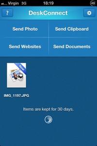 IMG 4449 L'application gratuite du Jour : DeskConnect