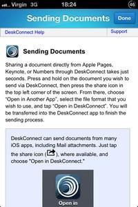 IMG 4453 L'application gratuite du Jour : DeskConnect