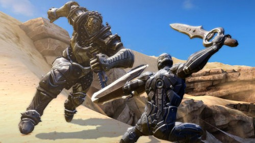 Infinity Blade 3 (5,99€) disponible sur lApp Store