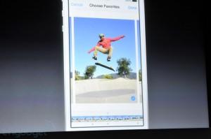 Rafale photo iPhone 5S 300x199 Keynote : Tout savoir sur liPhone 5S